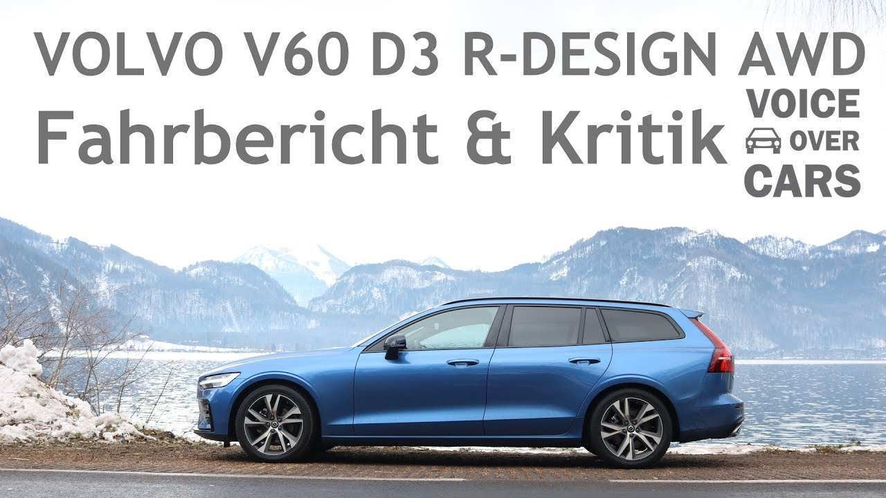 64 The Best Volvo V60 2019 Exterior