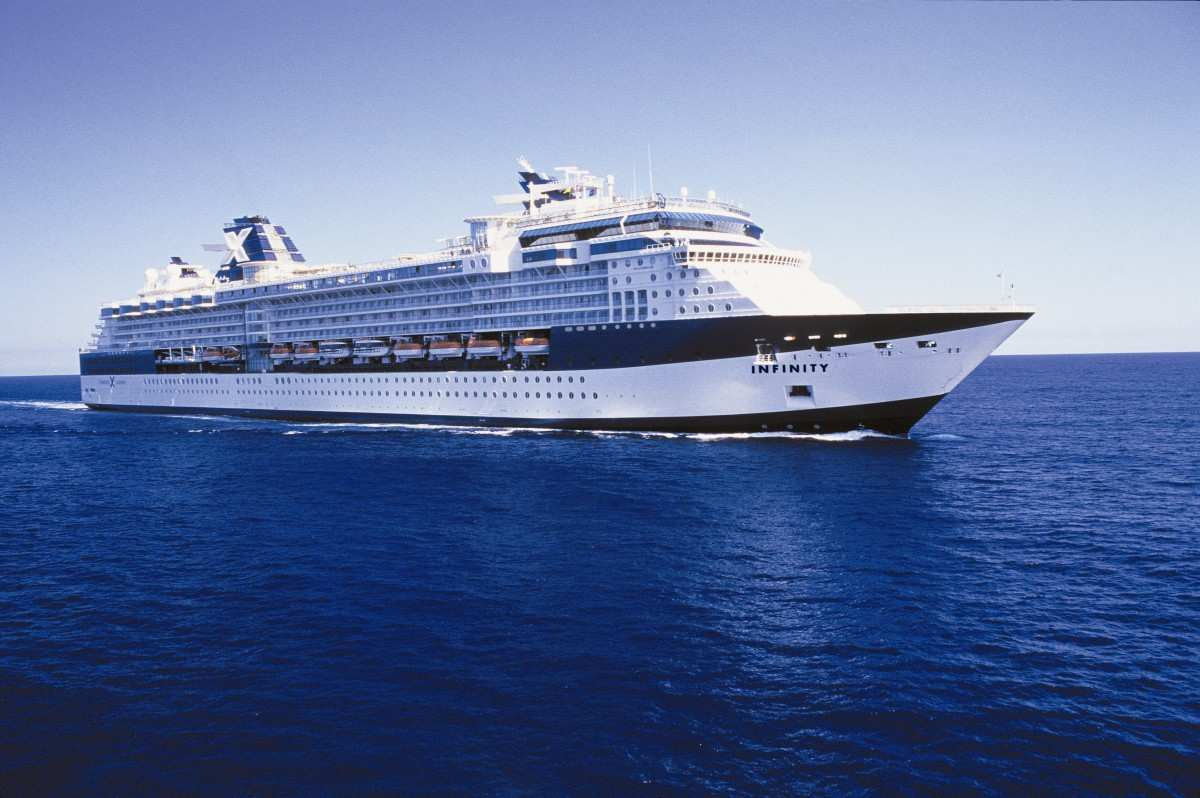 64 The Celebrity Infinity 2020 Release