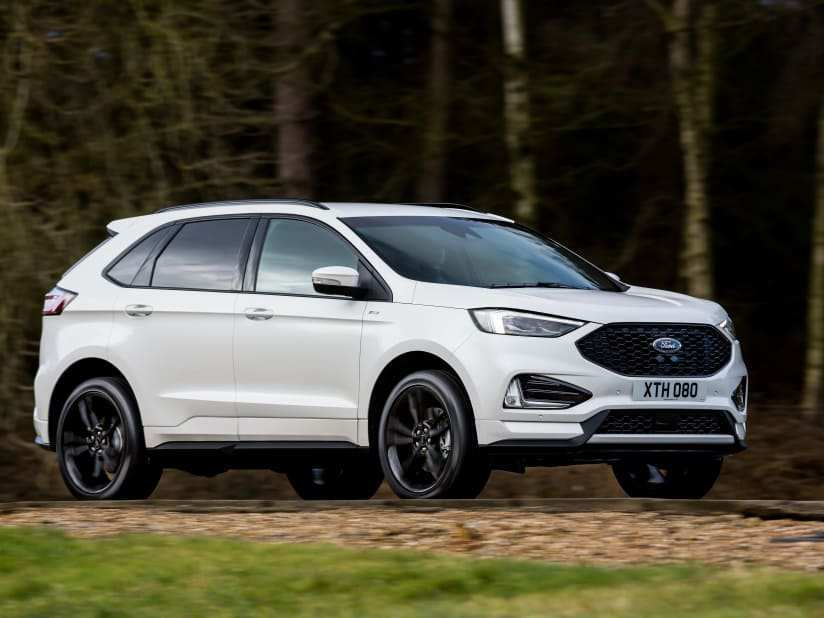 64 The Ford Edge New Design Redesign And Review