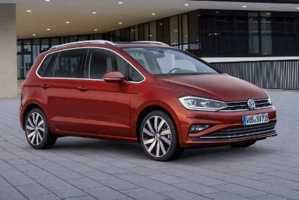 64 The Future Volkswagen Sharan 2020 Exterior And Interior
