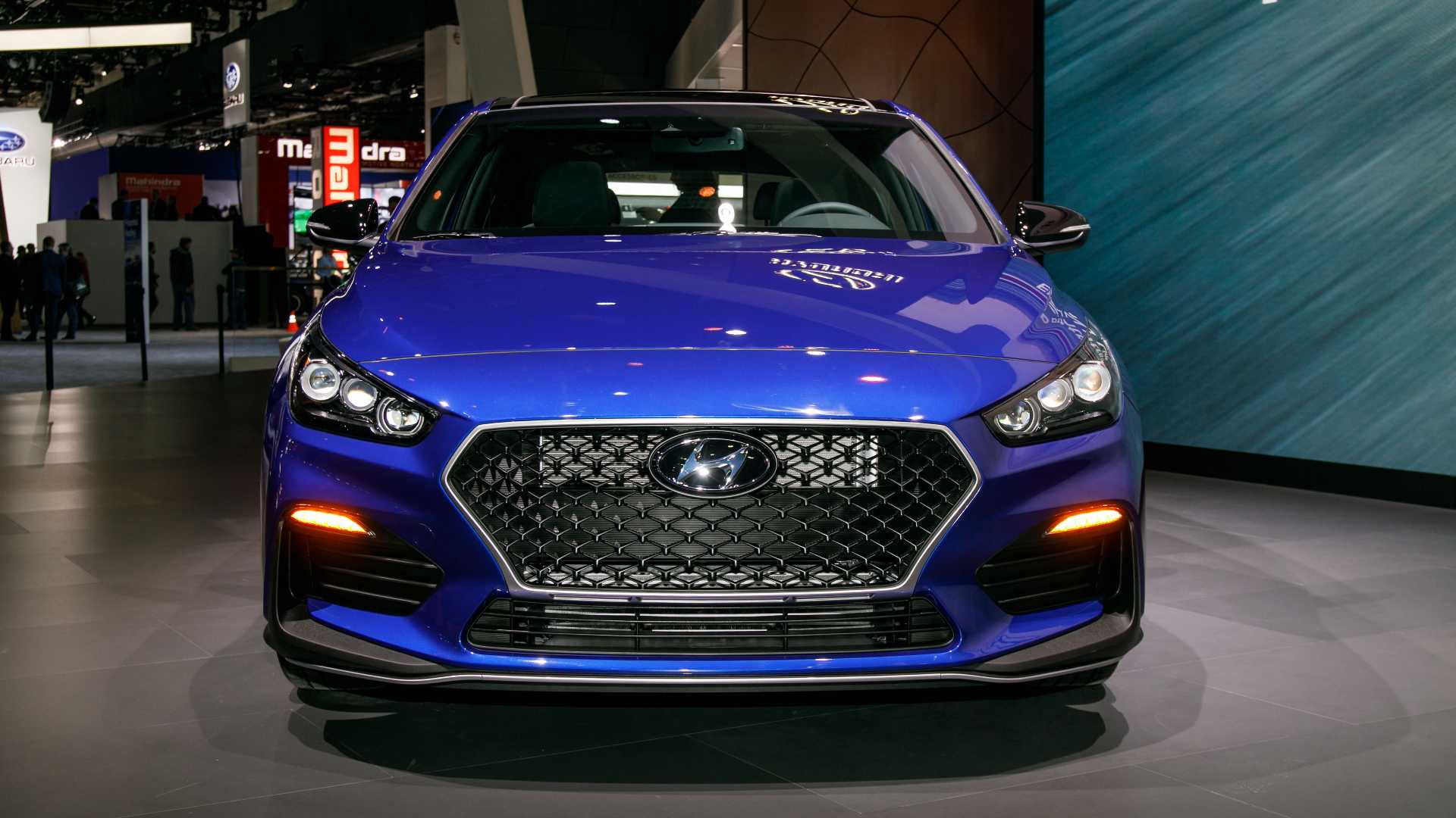 64 The Hyundai Elantra Sport 2020 Configurations