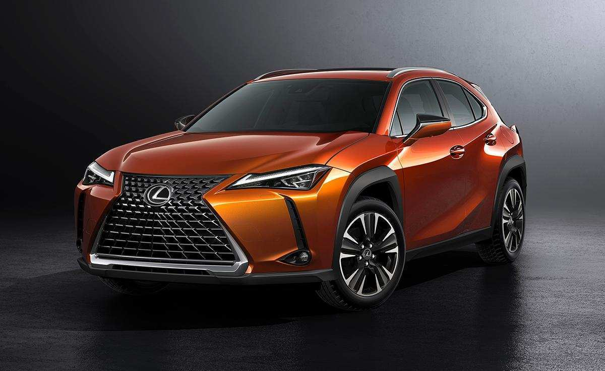 64 The Lexus Models For 2019 Images