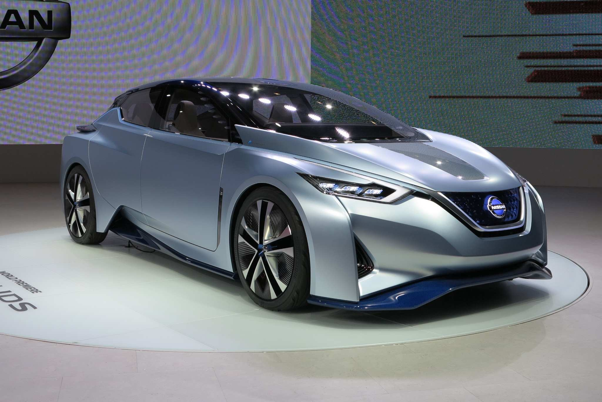 64 The Nissan Leaf Suv 2020 Research New
