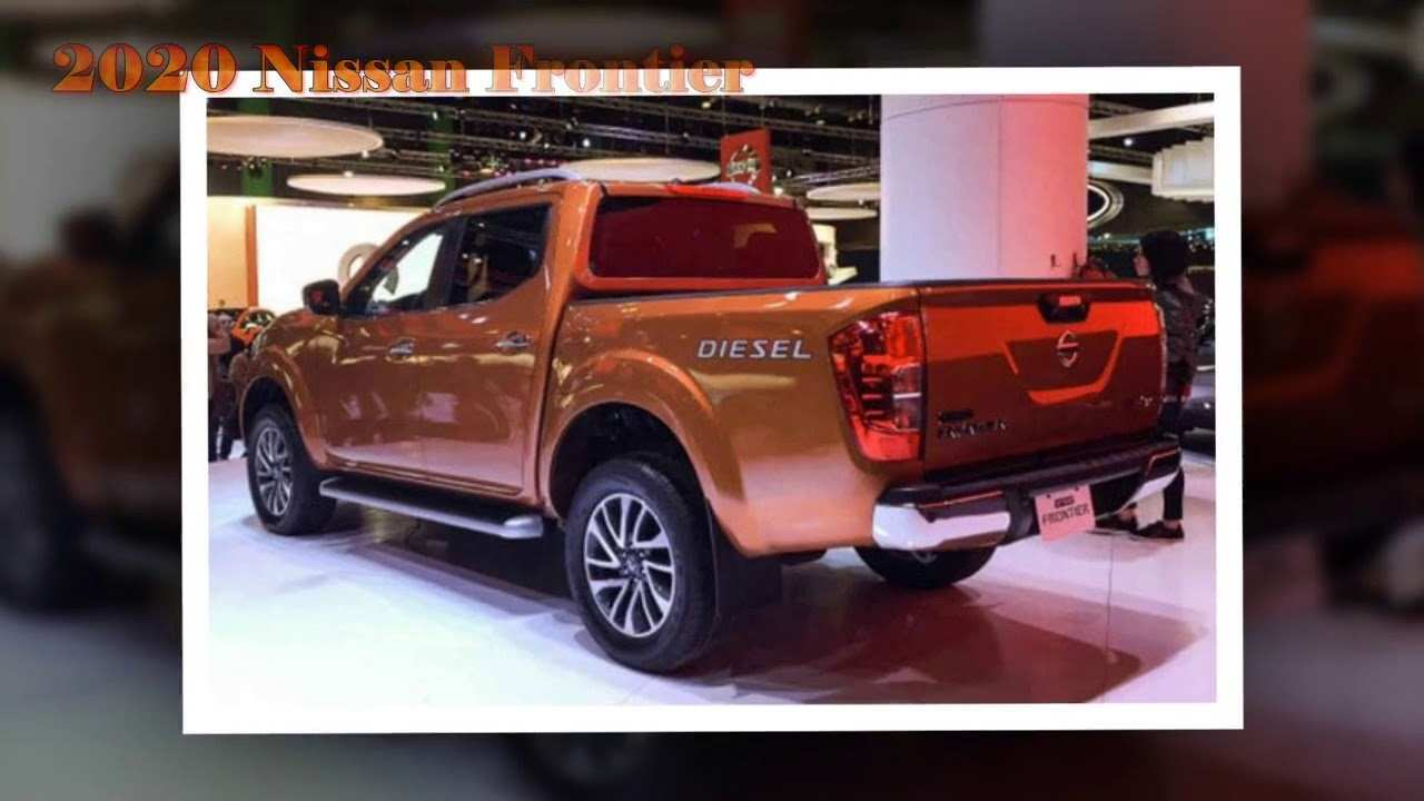 64 The Nissan Pickup 2020 First Drive