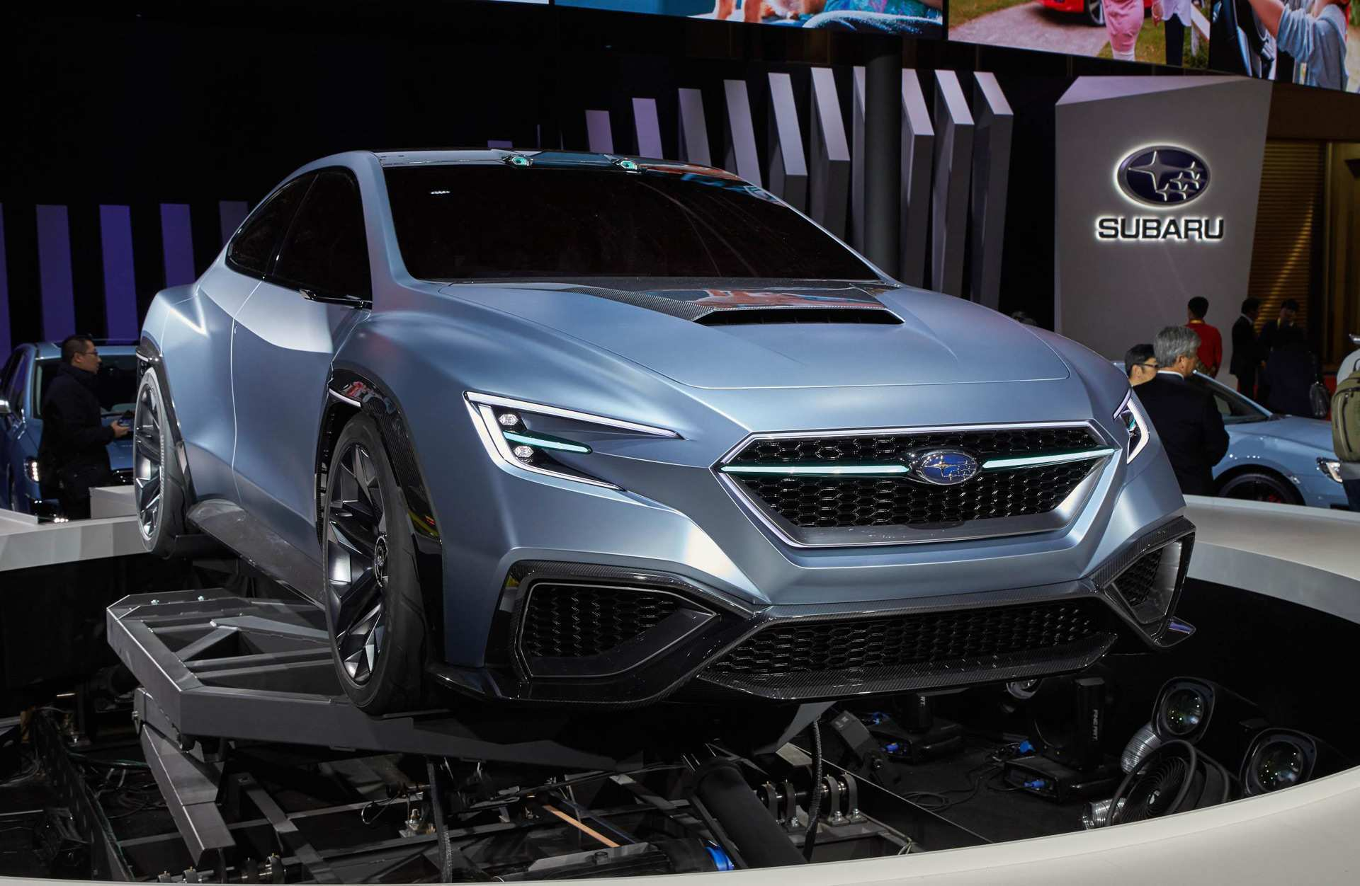 64 The Subaru Wrx 2020 Model Concept And Review