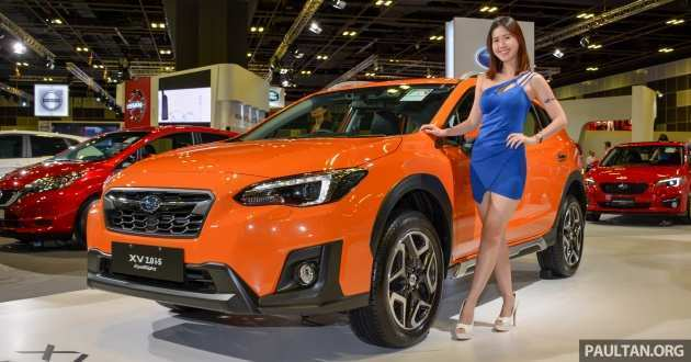 64 The Subaru Xv 2019 Spesification