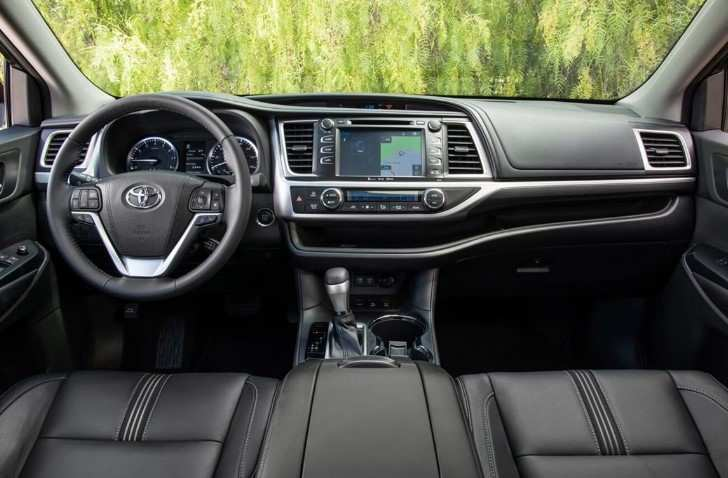 64 The Toyota Kluger 2020 Interior Specs And Review