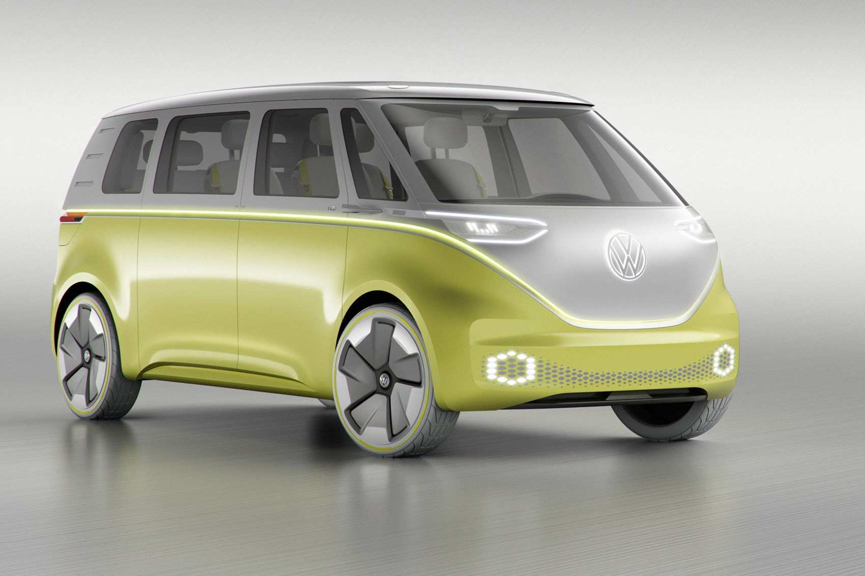 64 The Volkswagen Buzz 2020 Picture