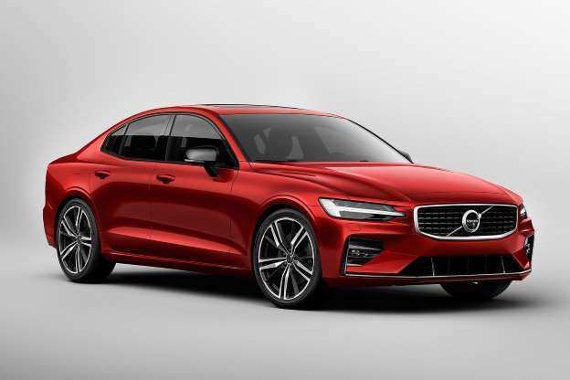 64 The Volvo S60 2019 Hybrid First Drive