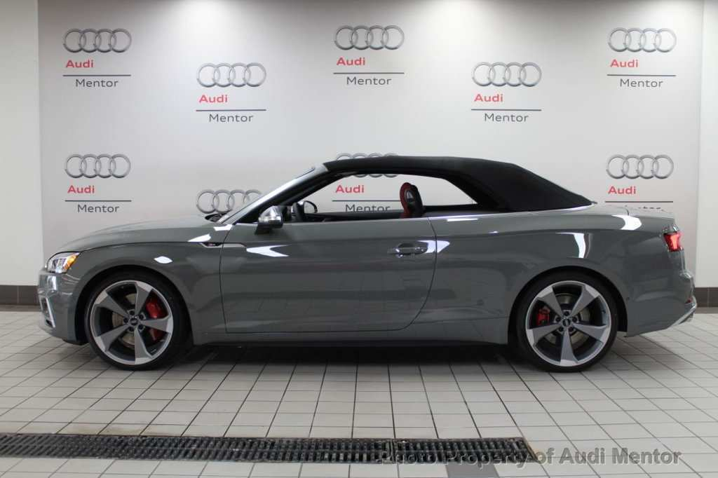 65 A 2019 Audi S5 Cabriolet Performance