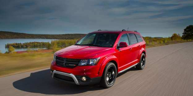 65 A 2019 Dodge Journey Release