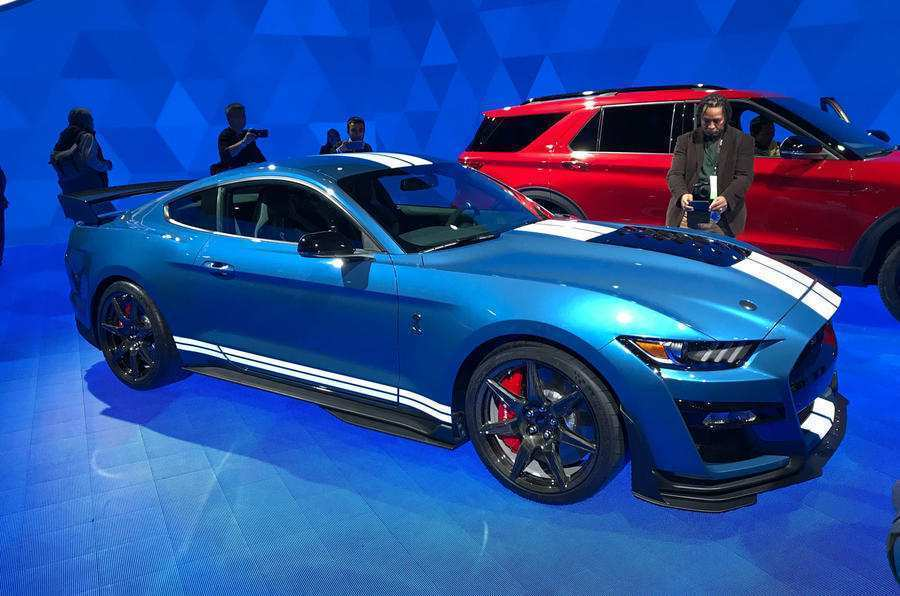 65 A 2019 Ford Mustang Gt500 Exterior And Interior