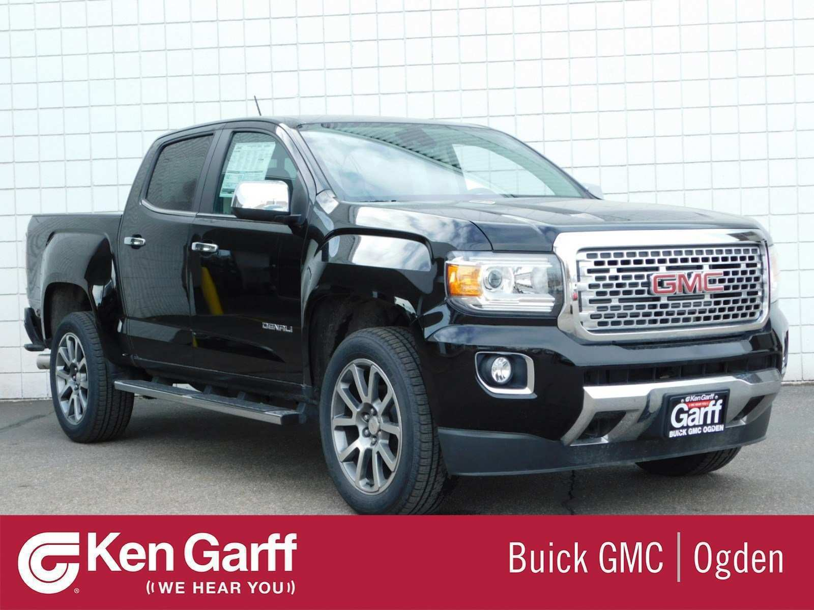 65 A 2019 GMC Canyon Denali Pictures