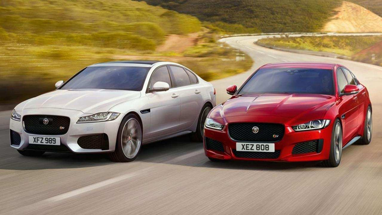 65 A 2019 Jaguar XF Review