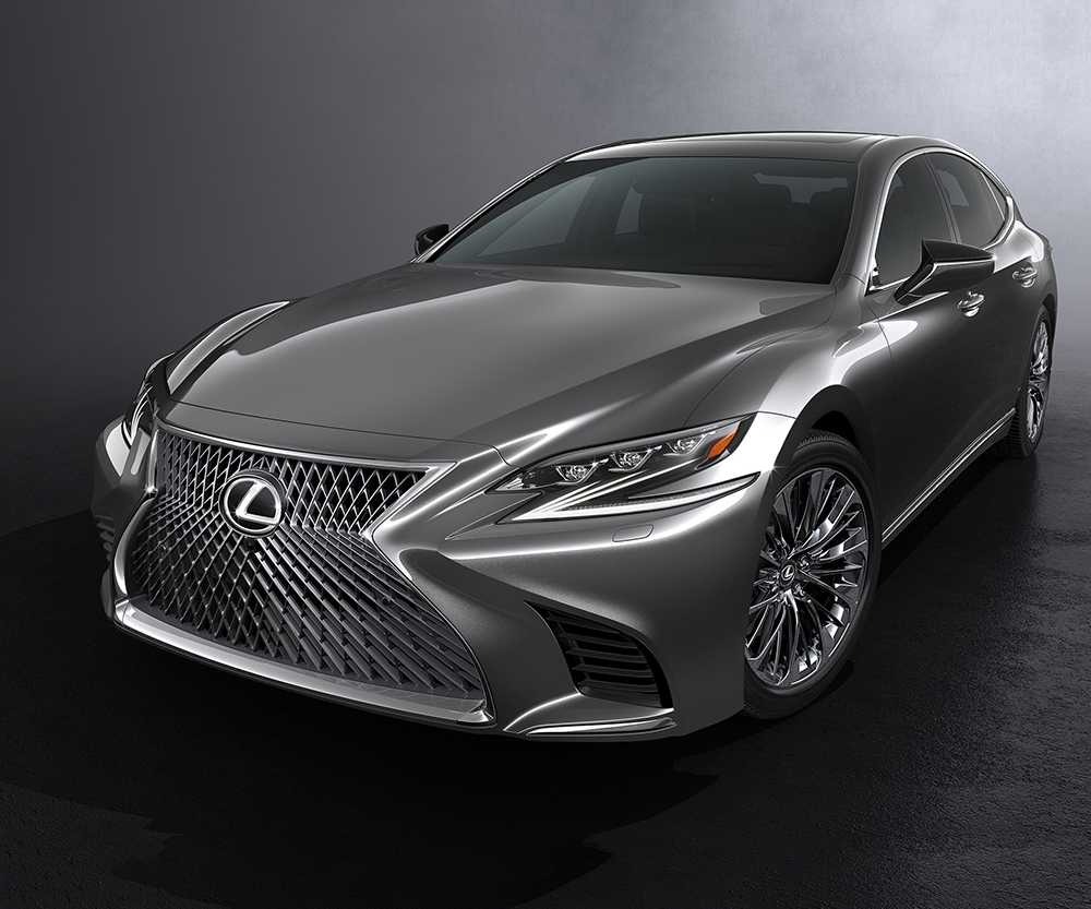 65 A 2019 Lexus Ls 460 Exterior And Interior