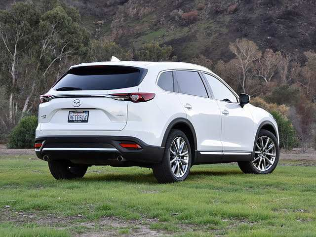 65 A 2019 Mazda CX 9 Pictures