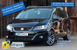 65 A 2019 Seat Alhambra First Drive