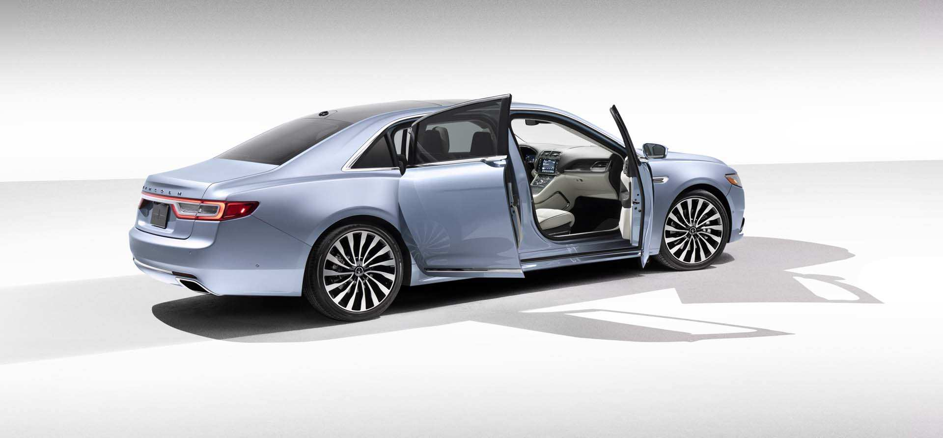65 A 2019 The Lincoln Continental Price And Review