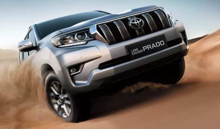 65 A 2019 Toyota Prado Performance And New Engine