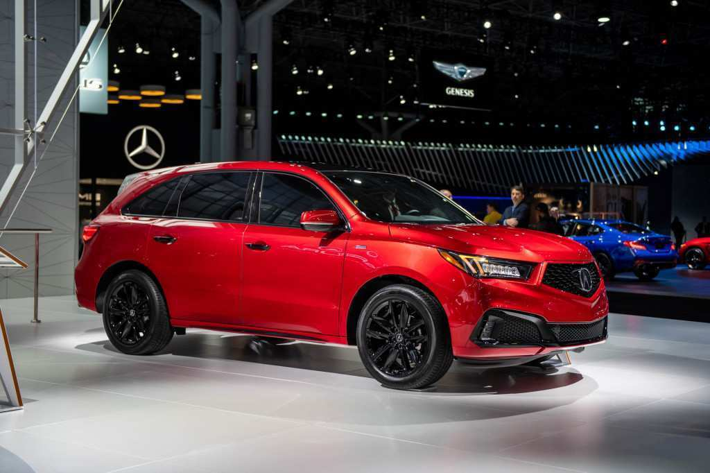 65 A 2020 Acura MDX Price And Release Date