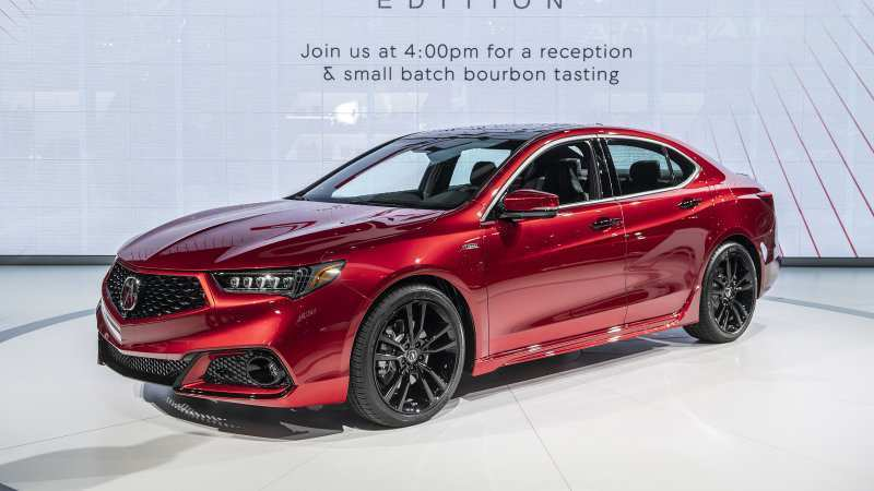65 A 2020 Acura NSXs New Model And Performance