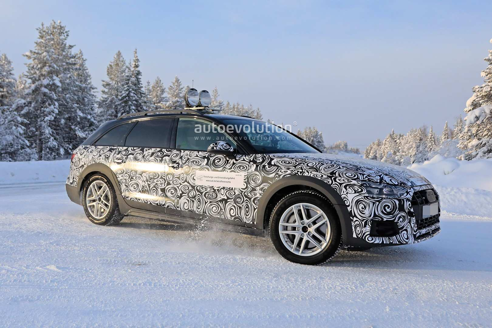65 A 2020 Audi Allroad Rumors