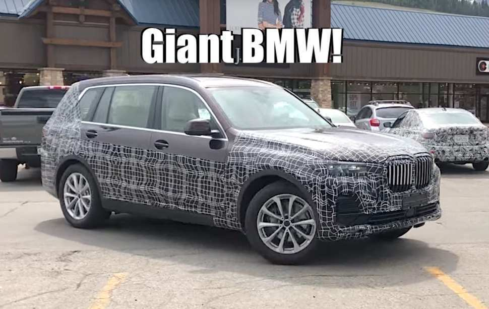 65 A 2020 BMW X7 Suv Series Research New
