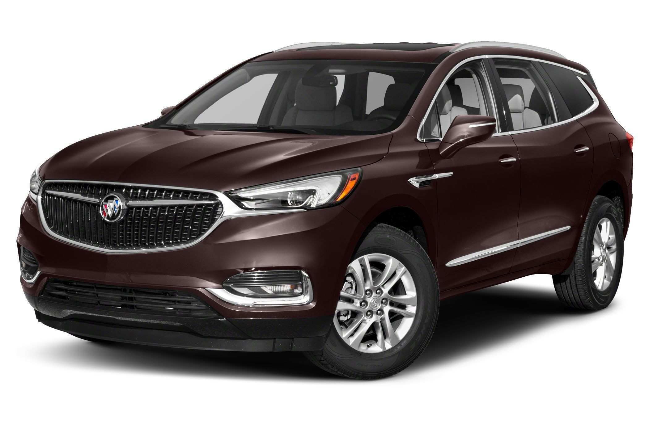 65 A 2020 Buick Enclave Spy Photos Concept