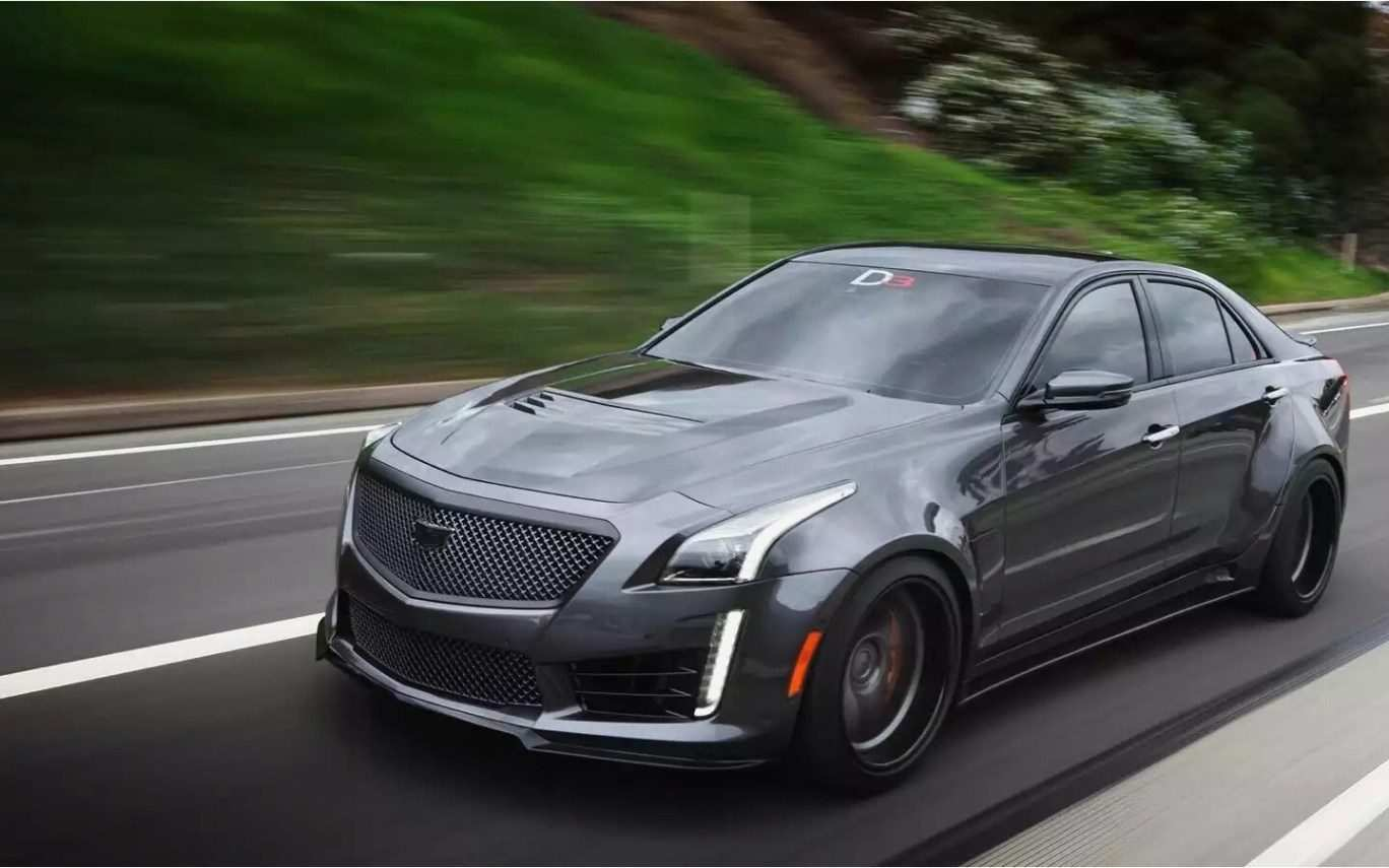 65 A 2020 Cadillac ATS V Coupe First Drive