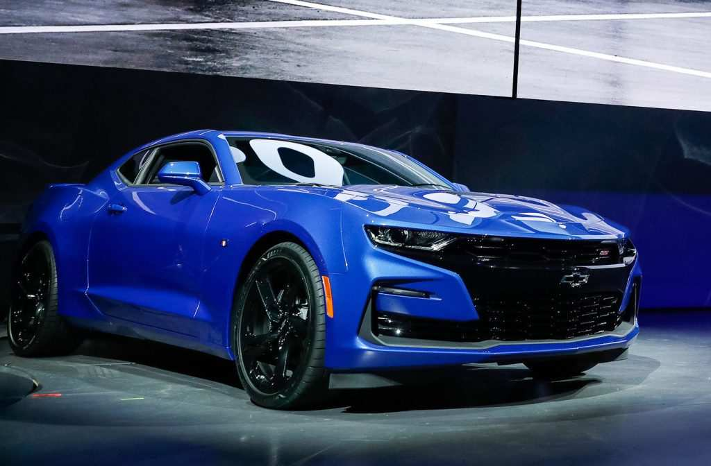 65 A 2020 Chevy Camaro Competition Arrival Review