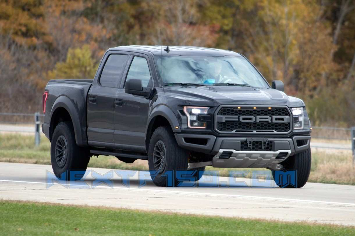 65 A 2020 Ford F150 Raptor Research New