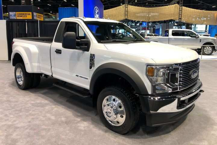 65 A 2020 Ford F450 Super Duty Performance