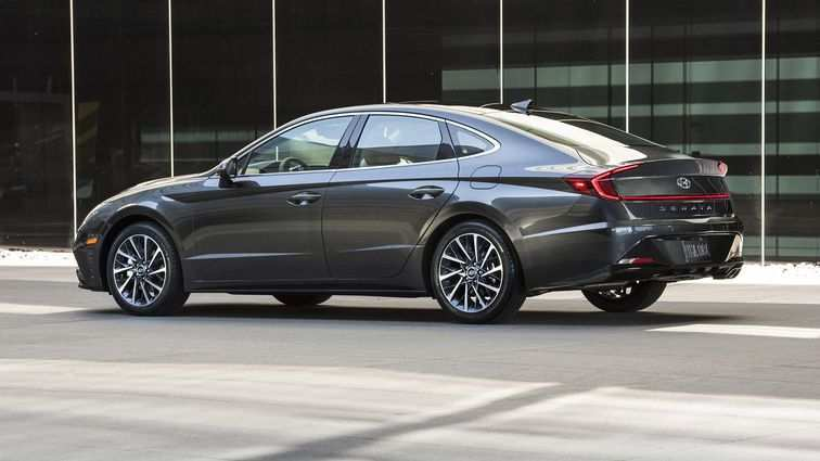 65 A 2020 Hyundai Sonata Review Picture