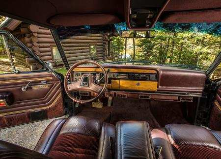 65 A 2020 Jeep Wagoneer First Drive