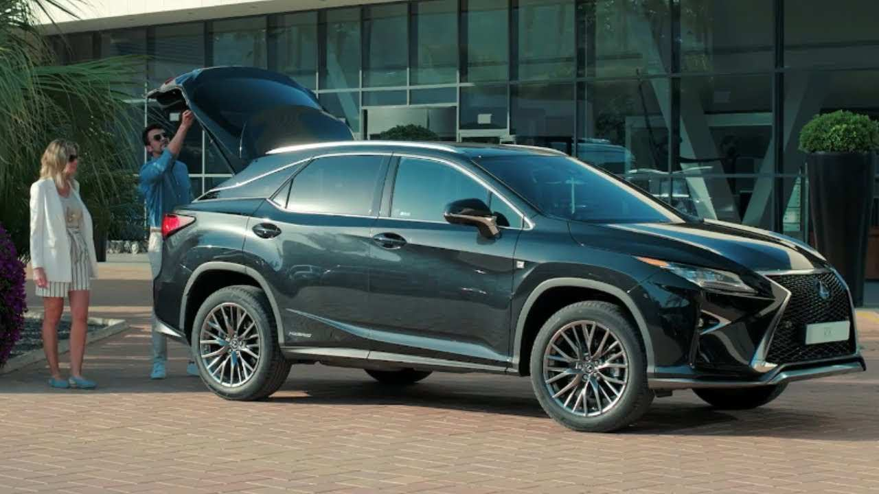 65 A 2020 Lexus RX 450h New Model and Performance