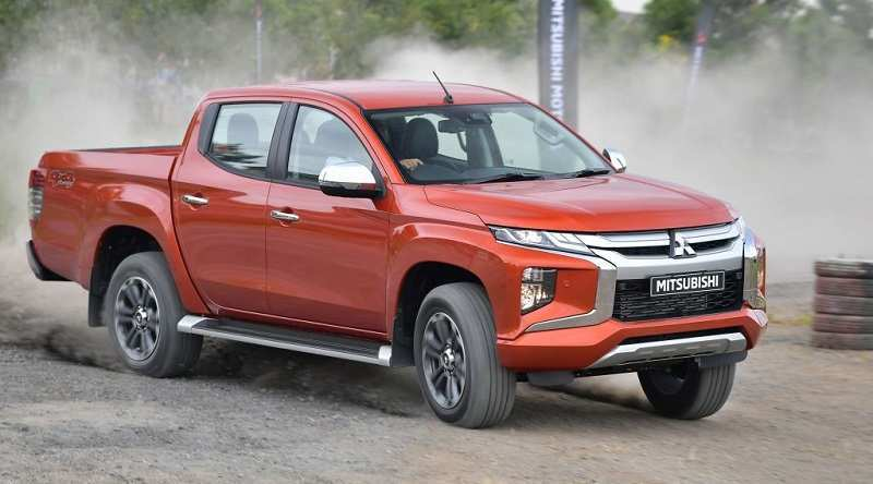 65 A 2020 Mitsubishi L200 Exterior And Interior