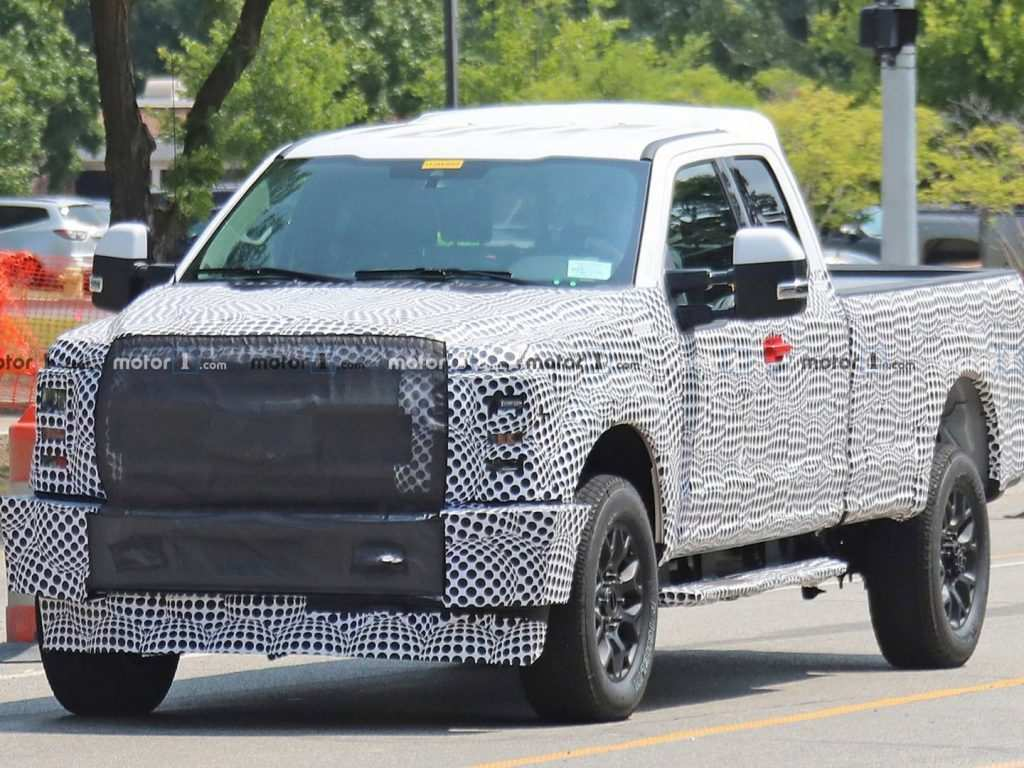 65 A 2020 Spy Shots Ford F350 Diesel Release Date   Review ...