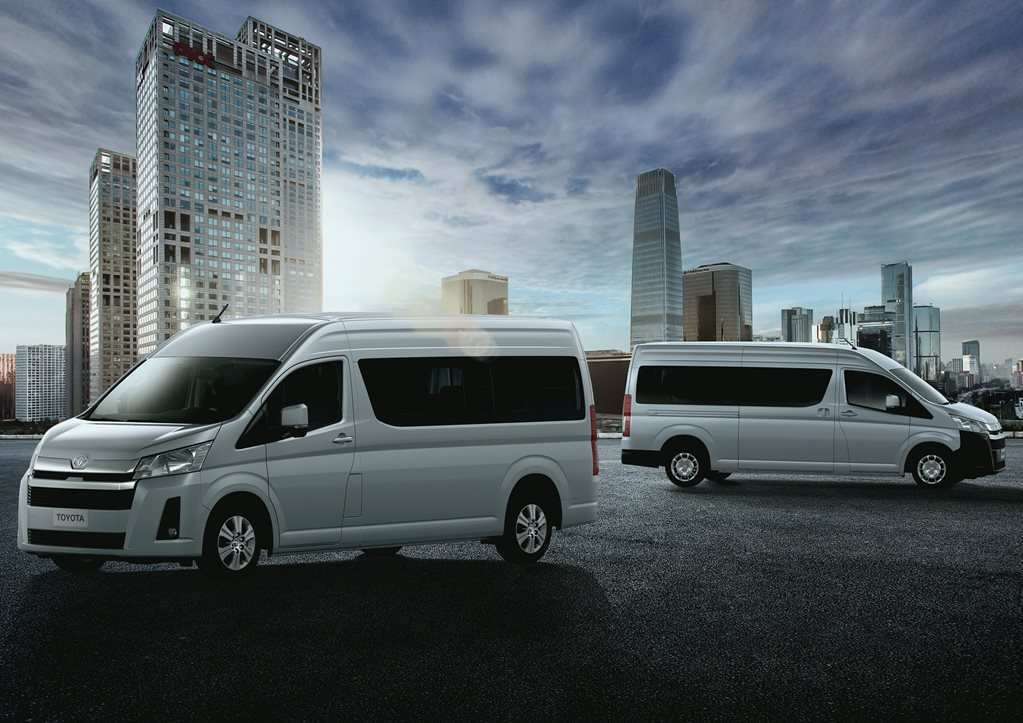 65 A 2020 Toyota Hiace Ratings