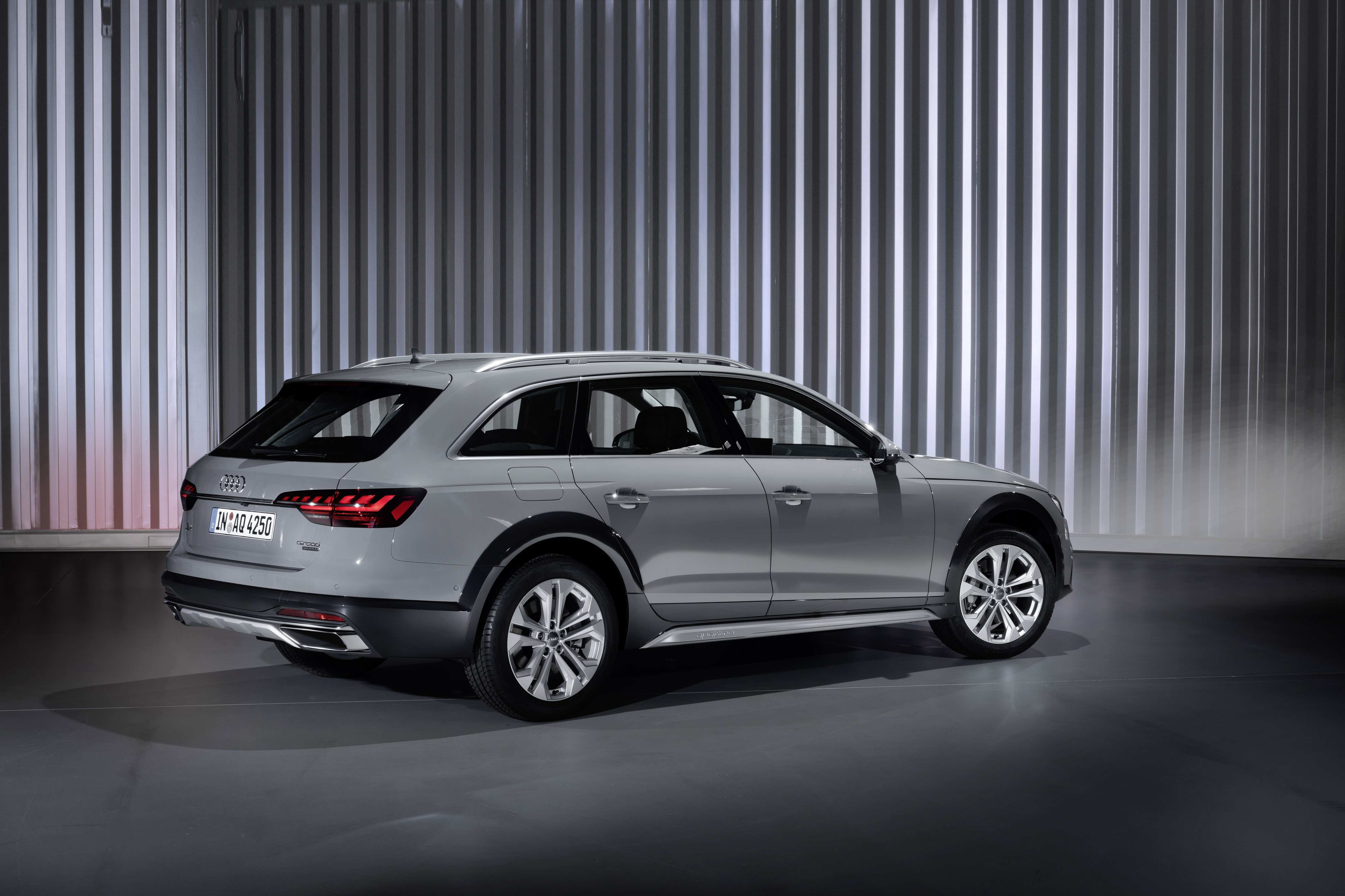 65 A Audi A4 Allroad 2020 First Drive