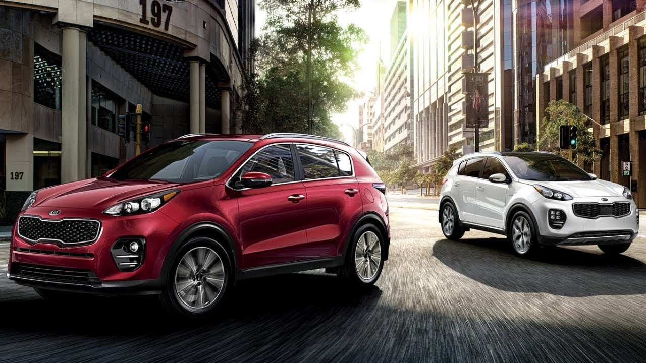 65 A Kia Sportage 2019 Vs 2020 Review