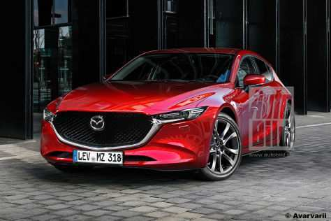 65 A Mazda Mx 6 2020 Redesign And Concept