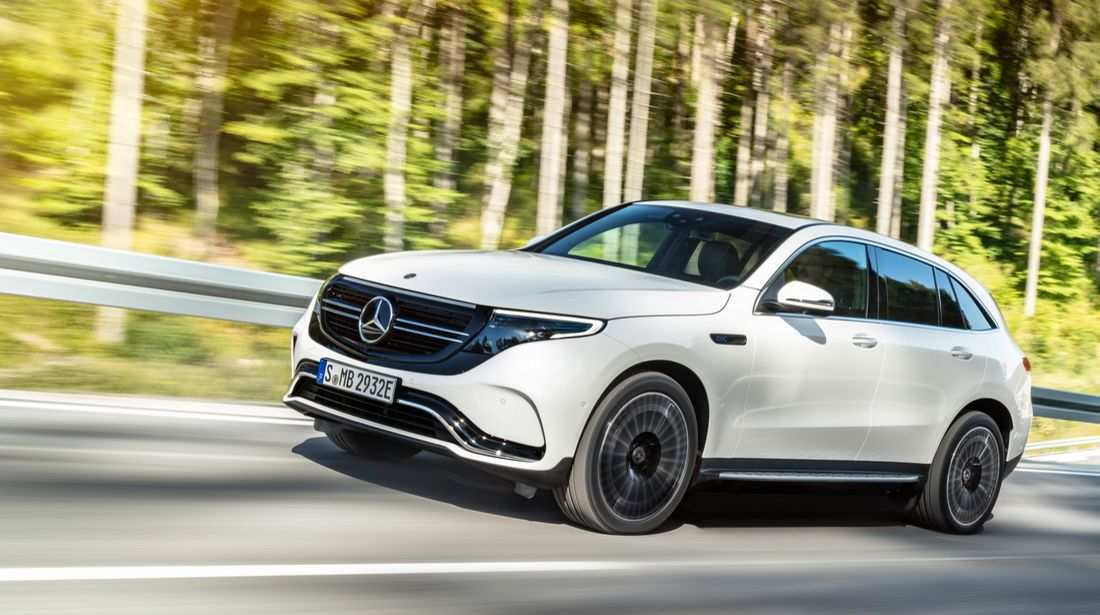 65 A Mercedes Benz Eqc 2019 Picture