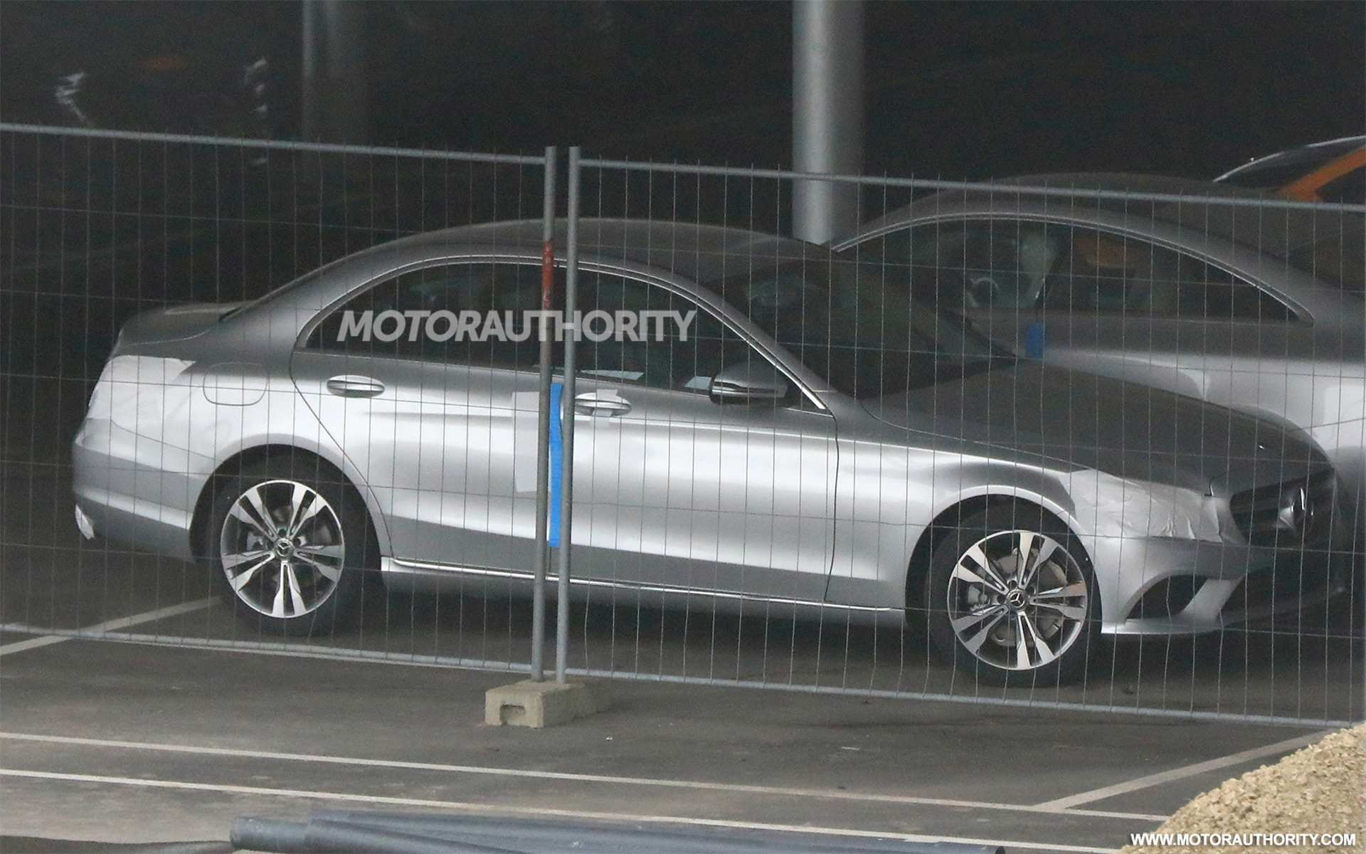 65 A Mercedes E Class Facelift 2019 Spy Shoot
