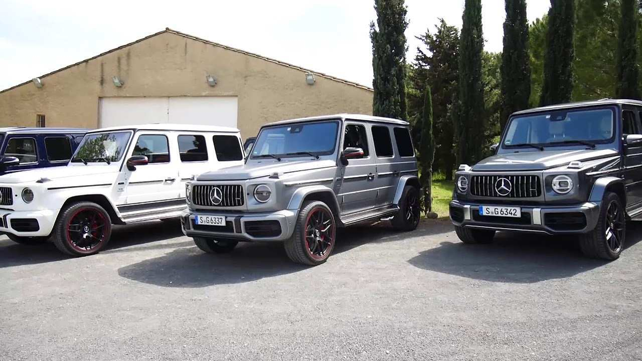 65 A Mercedes G 2019 New Model And Performance