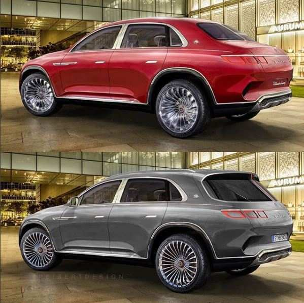 65 A Mercedes Maybach Suv 2019 New Model And Performance