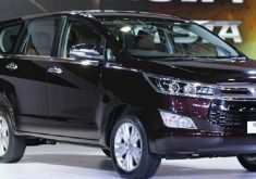 Toyota Innova Crysta 2020 India