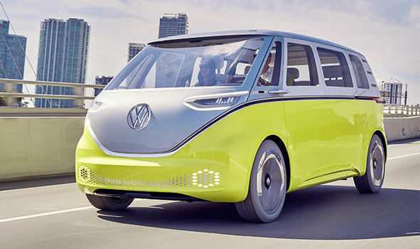 65 A Volkswagen Eurovan 2020 Redesign And Concept