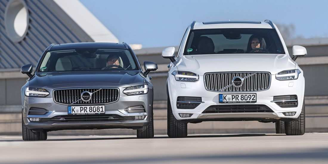 65 A Volvo V90 Price Design And Review