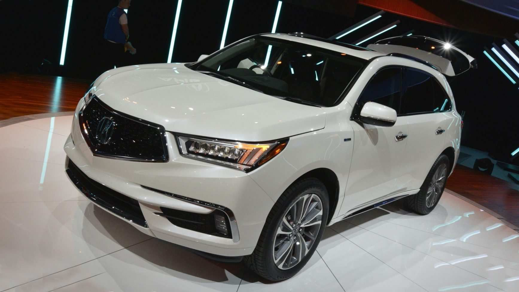 65 All New 2019 Acura Mdx Rumors Spesification