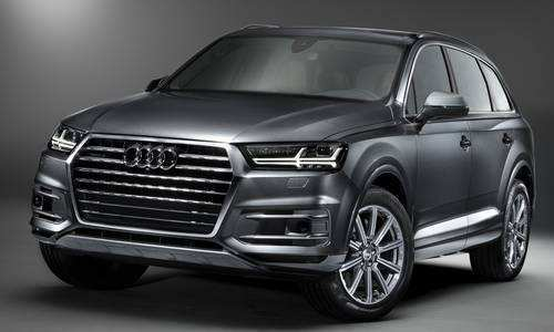 65 All New 2019 Audi Q7 Photos